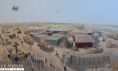 Musa Qaleh, Helmand Province, Afghanistan by Graeme Lothian.