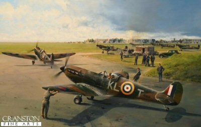 Hornchurch Scramble by Robert Taylor. (C)