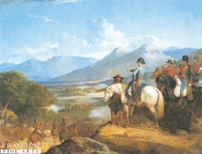 The Battle of Vittoria by Thomas Jones Barker (GS)