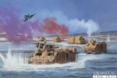 Crossing the Helmand by David Pentland.
