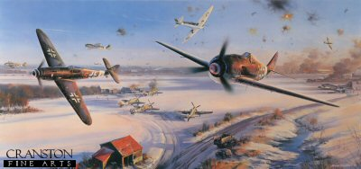 Operation Bodenplatte by Nicolas Trudgian.