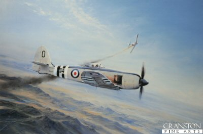Sea Fury by Robert Taylor