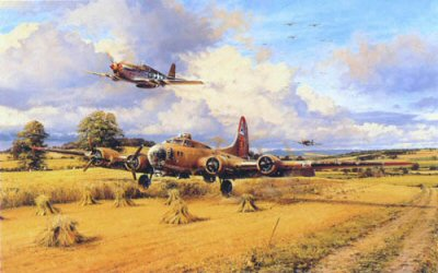 Out of Fuel and Safely Home by Robert Taylor.
