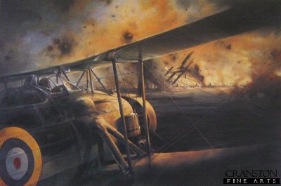 Swordfish Attack at Taranto by Robert Taylor.