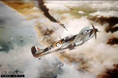 Victory over Dunkirk by Robert Taylor.