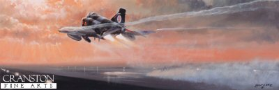 Phantom Thunder by Philip West.