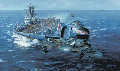 Ark Royal by Philip West.