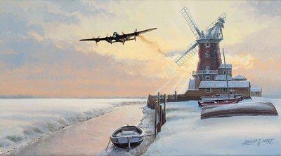 Lancaster Legend by Philip West.