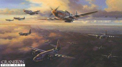 D-Day Armada by Nicolas Trudgian.