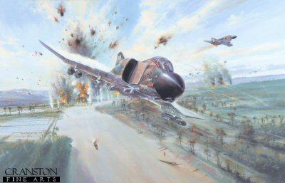 Phantom Raiders by Simon Atack.