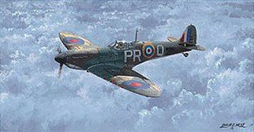 Supermarine Spitfire MkI by Philip West.