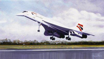 Concorde - The Final Touchdown by Stephen Brown