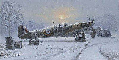 Winter of 41 by Philip West.