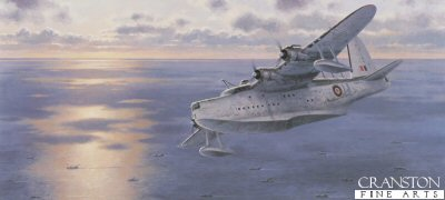 Atlantic Patrol by Keith Woodcock.