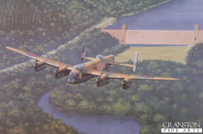 Return of the Dambuster by Keith Woodcock.