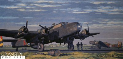 Halifax - The Heavy Brigade by Keith Woodcock.