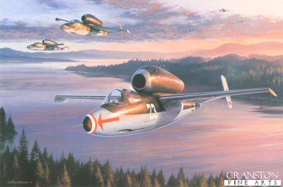 Jet Interceptor by Nicolas Trudgian. (B)