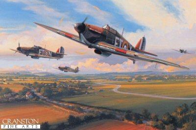 Squadron Scramble by Nicolas Trudgian (AP)