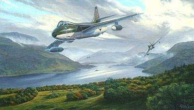 Hunters Over The Lakes by Stephen Brown.