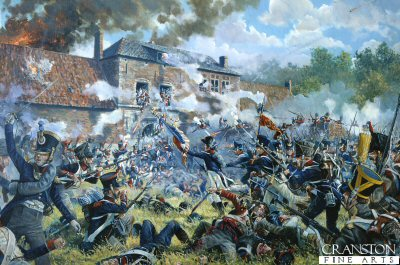 Hougoumont by Mark Churms (PC)