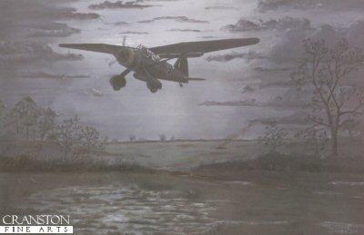 Stealth 1944 by Steve Gibbs.