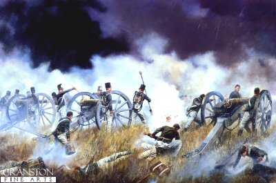 The Battle of Talavera, 27th-28th July 1809 by David Rowlands (GL)