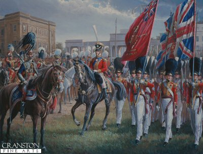 March Past of the Grenadier Guards by Mark Churms (PC)