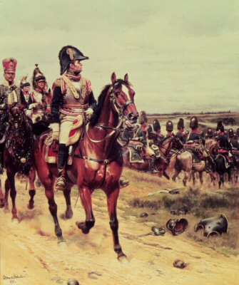 General of the 1st Empire by Edouard Detaille (B)
