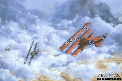 Manfred Von Richthoffen (The Red Baron) by Tim Fisher (GL)