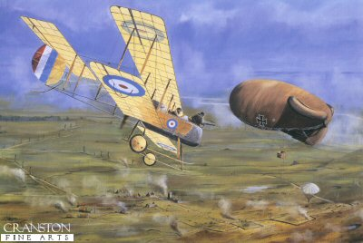 Vickers Gunbus FB5 by Tim Fisher.