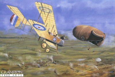 Vickers Gunbus FB5 by Tim Fisher (AP)