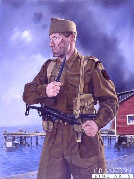 Commando by Simon Smith (AP)