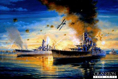 Raid on Taranto by Anthony Saunders (Y)