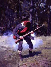 1st Texas Infantry by Jim Lancia.