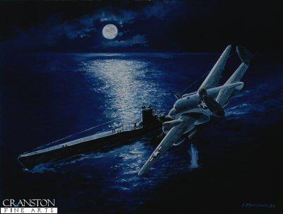 The Hunt for U-Boat 134 by David Pentland.