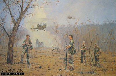 R.L.I. Fire Force 1979 by John Wynne Hopkins.