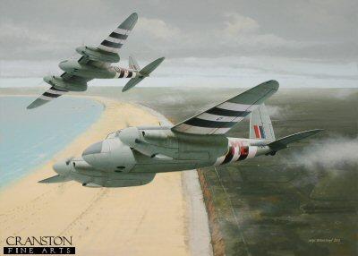 Tribute to 488 Sqn RNZAF by Ivan Berryman. (PC)