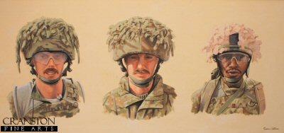 Helmand Heroes by Graeme Lothian.