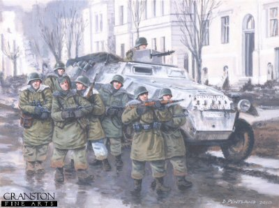 The Streets of Kharkov by David Pentland.