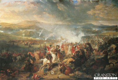 The Glorious Charge of the Heavy Brigade by Henry Courtney Selous.