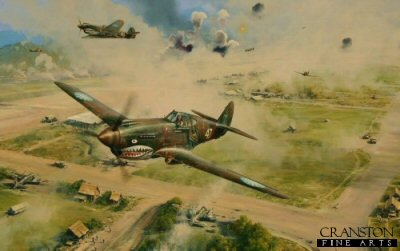Flying Tigers - The Stuff of Legend by Robert Taylor.