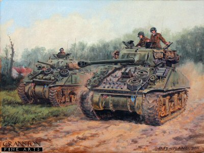 Hussars to the Rescue by David Pentland.