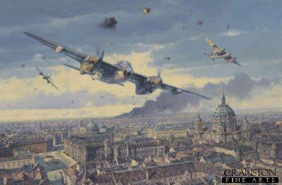 Strike on Berlin by Anthony Saunders.