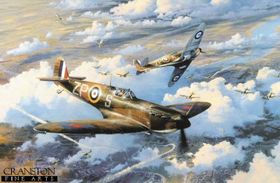 Height of the Battle by Robert Taylor. (GS)