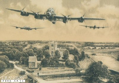 Return to East Kirkby by Richard Taylor.