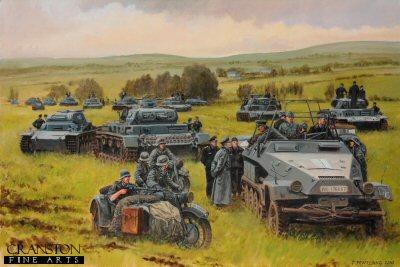 Panzercorps Guderian by David Pentland. (GL)