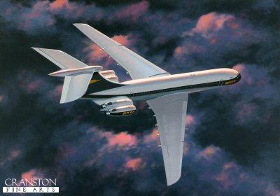 Queen of the Skies by Ivan Berryman. (P)