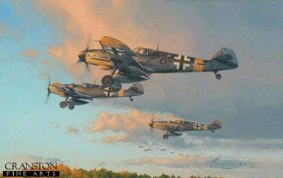 Hunters at Dawn by Robert Taylor. (RM)