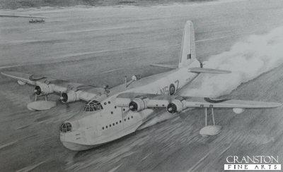 Short Sunderland Mk.5 ML778 NS-Z by G Henderson.
