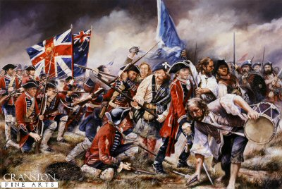Broadsword Charge on Brown Bess by Chris Collingwood. (PC)